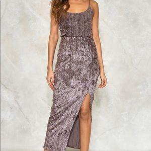 Nasty Gal   The Hella Good Velvet Dress